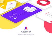 Artist UI Kit