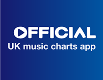 The Official Charts Company iOS app