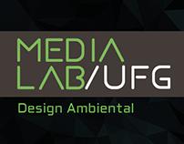Media Lab/UFG - Projeto de Sinalização