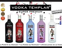 Vodka Templar Super Premium