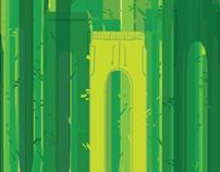Tentree Illustration/Spots