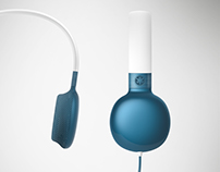 Aspirate Headphones