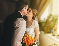 Wedding.Evgeny and Alexandra