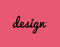 Outros trabalhos de Design