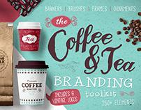 Coffee & Tea Branding Kit