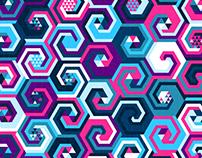'Hypergon' Pattern (H9)