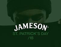 Jameson – St. Patrick's Day Promo
