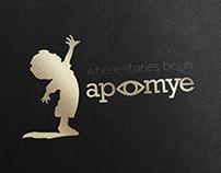 APOMYE Preschool logo by StartTall Branding
