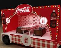Coca Cola الأكل أحلى مع