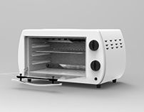 Rhino and KeyShot Toaster