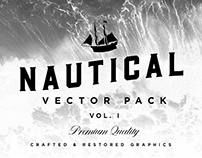 Nautical Vectors + Logo Templates