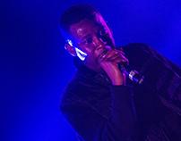 GZA of Wu-Tang Clan (Moogfest - Durham, NC) (2016)