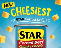 STAR Chunky Cheese Collaterals