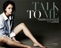 MW Magazine February-ADITI RAO HYDARI /WOMEN WE LOVE