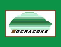 Ocracoke, NC Blown Tree Poster