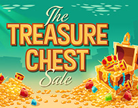The Treasure Chest Sale