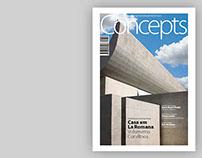 Editorial exercise — magazine#001