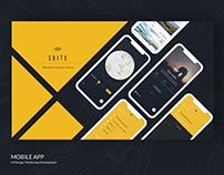 Suite App. UI/UX