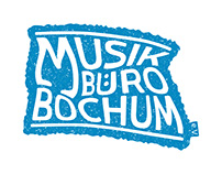 Logo für das Musikbüro Bochum