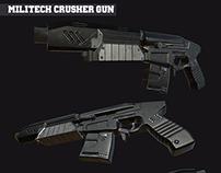 Militech Crusher Gun