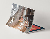 Parentesi Magazine   BA Graduation Project