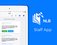 NLB iPad App