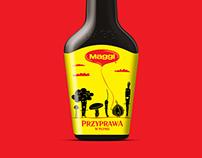 Maggi label
