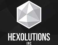 Hexolutions Inc. Branding