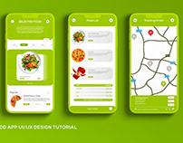 Food App UI/UX Design