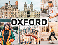 Free Oxford Mobile & Desktop Lightroom Preset