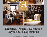 Gracious Living - Home Ad