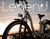 Catálogo Legend e-bikes