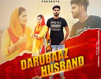 DARUBAAZ HUSBAND - Publicity Design