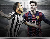 Juventus - Barcelona Champions League Final 2014-2015