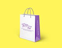 Diseños de Bolsas Publicitarias para la Empresa Amys