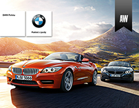 BMW / Test drive / Online campaign