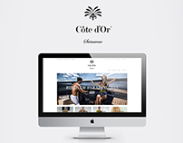 Web Design for Cote D'or