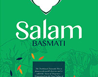Project: Salam Rice Packaging