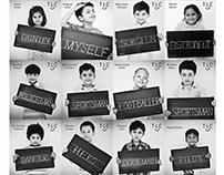 Kid's Graduation Posters | 2013 - 2015