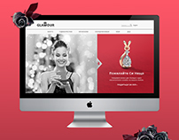 Glamour Website