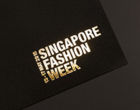 SINGAPORE FASHION WEEK | ART DIRECTION & WEB