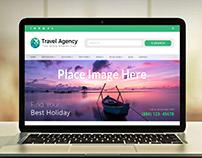 website font page