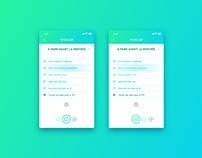 Daily UI #042 — To Do List