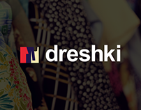 Dreshki clothing website