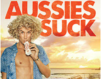 'Aussies Suck' by Garry Owens and IPM