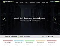Karizma Server Interface Design