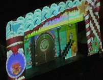 VIDEO MAPPING TULUA QUE BIEN LUCES EN FAMILIA