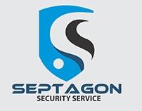 Brand Identity Design for Septagon Security Service