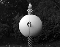 Costume for the Triadic Ballet