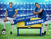 Campanha Incentivo - Samsung